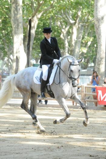 CONCOURS EQUUS GIRONA 2011 (ESPAGNE) CATÉGORIE A (SEPTEMBRE 2011)