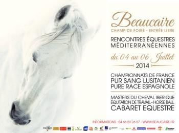 CHAMPIONNAT DE FRANCE 2014 A BEAUCAIRE DU 4 AU 6 JUILLET
